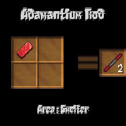 Adamantium Rod