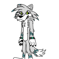 Concept art of Paws for V.6.