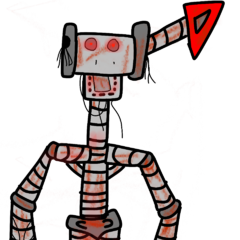 His endoskeleton apperently? (This picture is old LOL)
