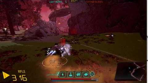 Ability Preview - EMP Blast Gameplay