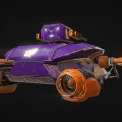 Aquila Audax rendered image of the CCC2016 Skin