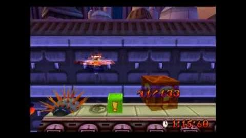 Future Frenzy - Platinum Relic - Crash Bandicoot 3 Warped - 105% Playthrough (Part 50)