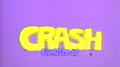 Crash Bandicoot Cartoon-0