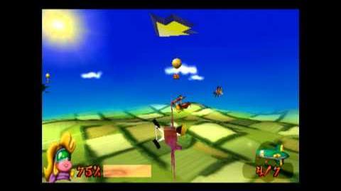 Bye Bye Blimps - Clear Gem - Crash Bandicoot 3 Warped - 105% Playthrough (Part 18)
