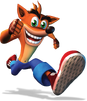 Crash bandicoot classic