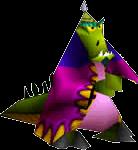 Crash Bash Komodo Moe