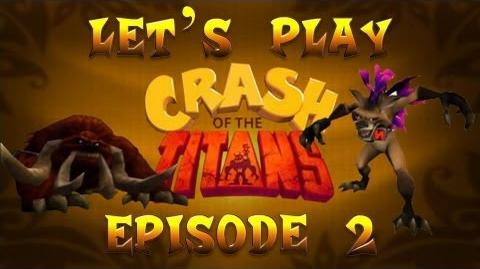 Crash Of The Titans 2 - A Succumbing To Age Story