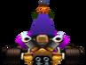 CTR Komodo Joe In-Kart (Back)