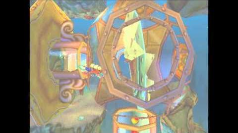 Crash Bandicoot 3 Warped - Under Pressure Music + Ambientation