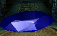Crash 2 Blue Gem
