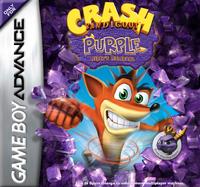 Crash Bandicoot Purple