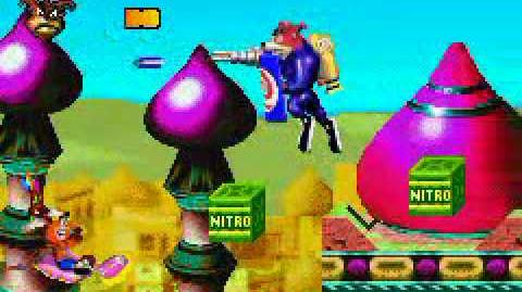 (GBA) - Crash Bandicoot 2 N