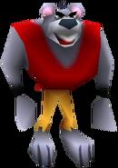 Crash Bash Koala Kong