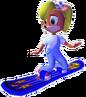 Crash Bandicoot The Wrath of Cortex Coco Bandicoot Snowboard