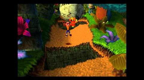 Boulders - Clear gem - Crash Bandicoot - 100% Playthrough (Part 2)