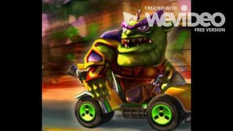 Crash Nitro Kart Zem Voice Clips