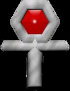 Crash Bandicoot The Wrath of Cortex Platinum Relic