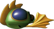 Submergible Crash Bandicoot 3 Warped