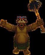 Crash Bandicoot N. Sane Trilogy Papu Papu