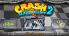 Crash Bandicoot Nitro Kart 2 Start Screen