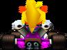 CTR Coco In-Kart (Back)