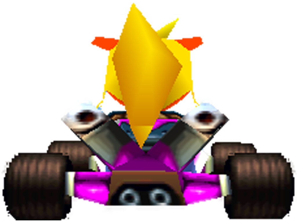 Crash Team Racing Coco