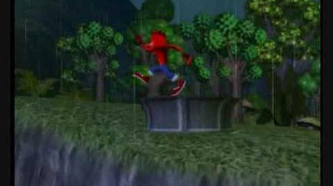 Crash Bandicoot The Wrath Of Cortex - 106% & All Platinums, Part 6 Jungle Rumble