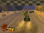 Smokey and the Bandicoot Screenshot 1