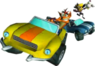 Crash Cortex CTTR