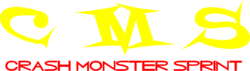Crash Monster Sprint logo