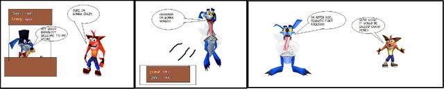 File:Crash bandicoot Comics.jpg