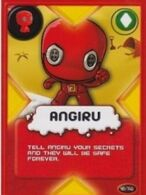 Angiruorange23Trading card