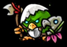 Bird warbird-0