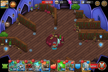 Tower of the Minotaur King (Level 6)