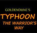 Goldendune's typhoon/the warrior's way