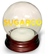 Sugarco Snow Globe Logo
