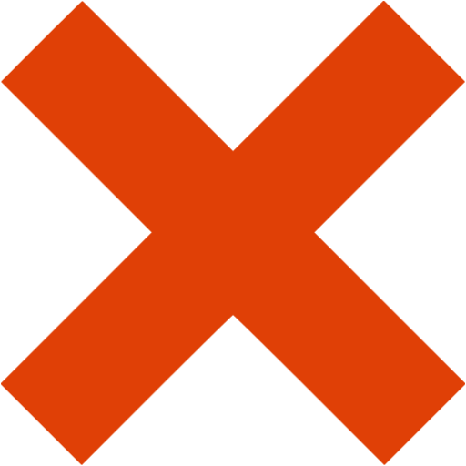 Image - Red x.png | Creation Wiki | FANDOM powered by Wikia
