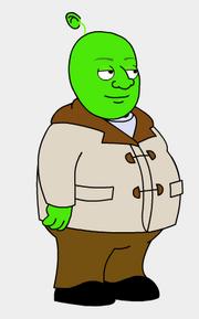 Wonderfun Shrek