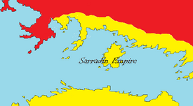 Sarradin empire under EmirII