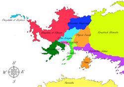 Nylosos (faction map)