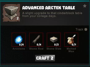 Creativerse crafting recipes R34 Furniture Windows Signs 0248