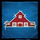 Barn Game Icon
