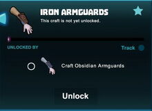 Creativerse unlocks R41 2017-05-02 04-51-04-97 iron armor