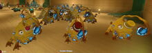 Creativerse Party Keepas holiday pet hat left53