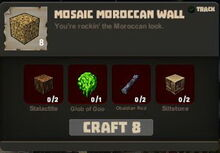 Creativerse crafting R22 September 0200