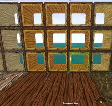 Creativerse Wood and Logs143