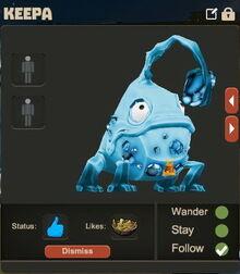 Creativerse Keepa Pet R23 00013