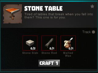 Creativerse crafting recipes R34 Furniture Windows Signs 0288