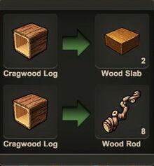 Creativerse Wood Slab001