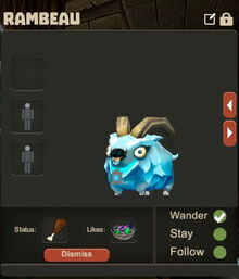Creativerse Rambeau Pet338